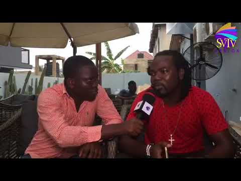 #SVTVCHAT One on One with Former Black Stars striker  Prince Tagoe