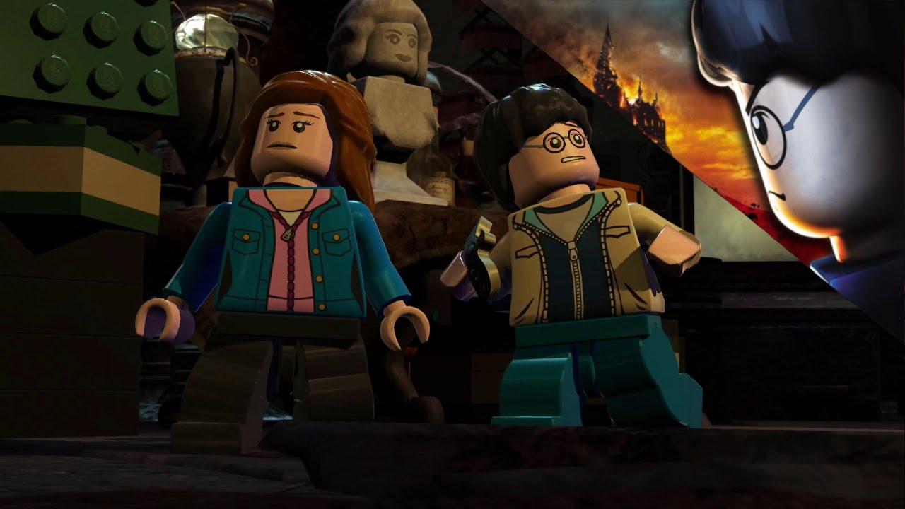 40 Verhangnisvolles Damonsfeuer Lego Harry Potter Die Jahre 5 7 Coll 100 Youtube