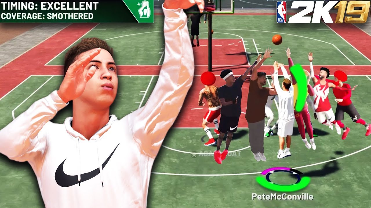 Nba 2k19 Secret Way To Get Green Lights Every Time How To Get Green Releases In Nba 2k19 Youtube