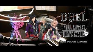 SLSMusic Final Fantasy: Brave Exvius Duel Piano Cover