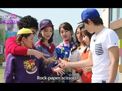 Invincible Youth 2 | 청춘불패 2 - Ep.43: With a Gourmand Family
