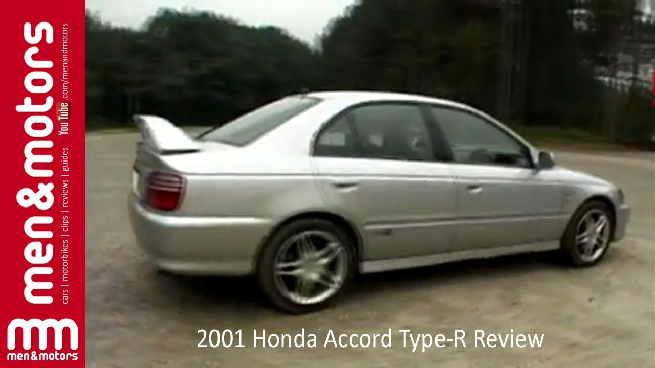 2001 honda accord type r review youtube. Black Bedroom Furniture Sets. Home Design Ideas