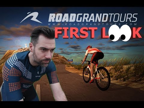My First Ride On Road Grand Tours First Look