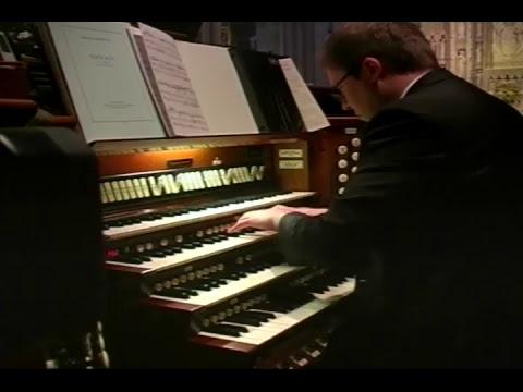 April 1, 2018: Easter Day Organ Recital at Washington National Cathedral