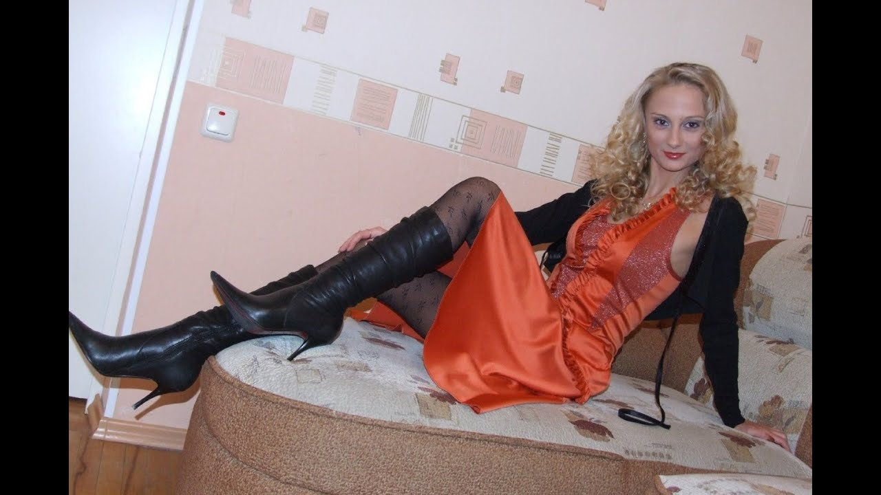 Nylon Mature Ladies 120