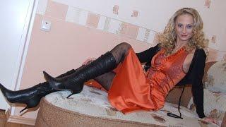 Sexy Hot Mature Milf Ladies in Nylons #2