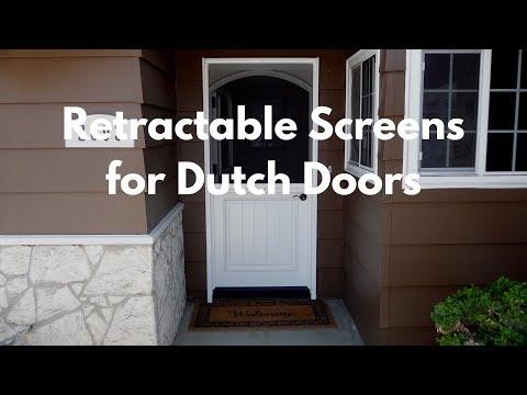 Single dutch door