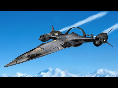 US Tests Top SECRET Hypersonic Aircraft To Beat SR-72