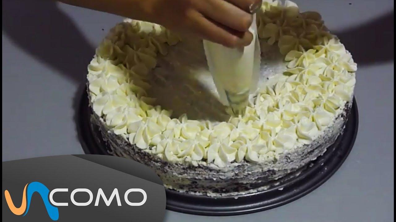 Crema Chantilly Para Tortas