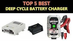 Best Deep Cycle Battery Charger 2020