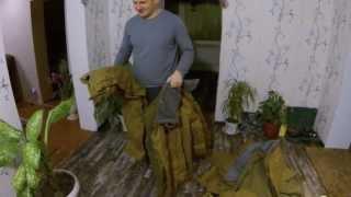 костюм АФГАНКА - распаковка(, 2014-02-17T16:49:42.000Z)