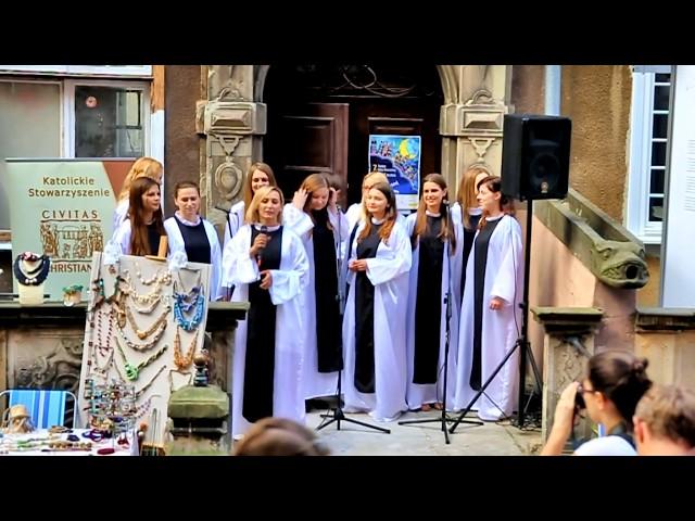 Koncert muzyki Gospel na Mariackiej