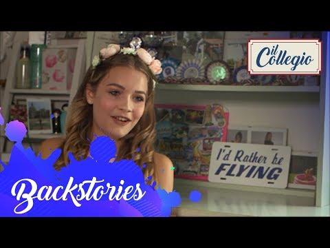 Backstories: Giulia Mannucci - Il Collegio 3