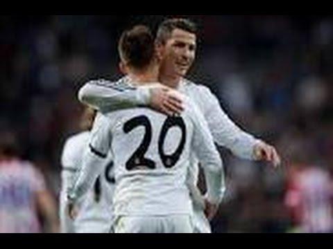 Рома - Реал Мадрид 0-2 Гол Хесе Родригес HD
