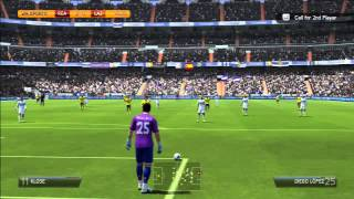 FIFA 14 Full Gameplay - Real Madrid x Lazio - [PS3]