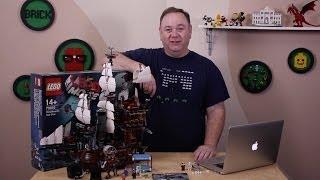 Bricknerd Episode 206 - Lego Metalbeard's Sea Cow