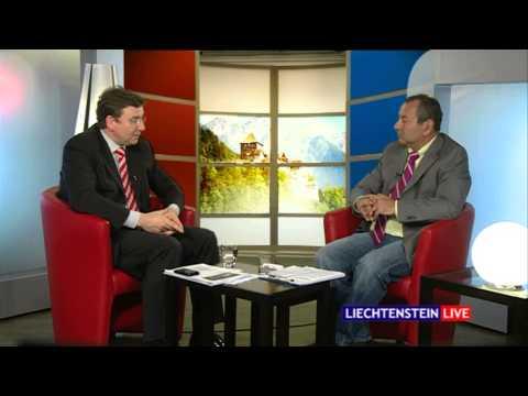 Liechtenstein LIVE mit Prof. Dr. Martin Wenz - Universität Liechtenstein