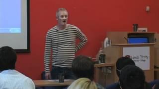 Dave Simpson - Guardian music journalist