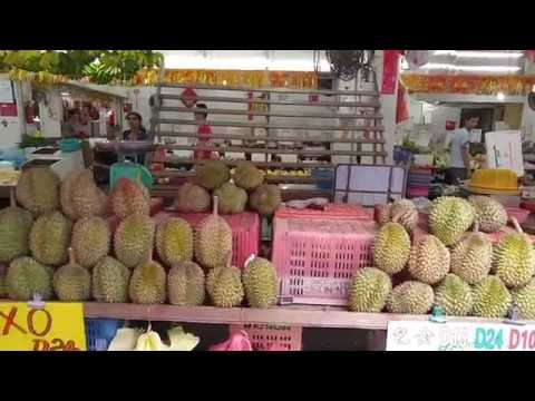 Durian Durian Chong Pang Singapore