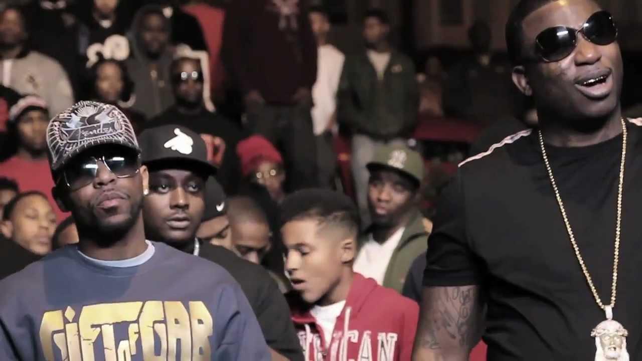 "Download Gucci Mane- ""Chicken Room"" ft. Rocko (Behind The Scenes)"