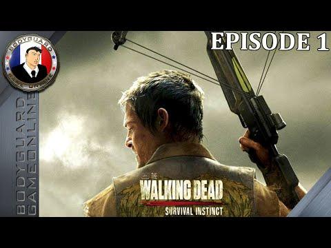 The Walking Dead Survival Instincts Let's Play Épisode 1 [FR] 1080P - Pc Ultra 2015