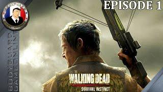 The Walking Dead Survival Instincts Let
