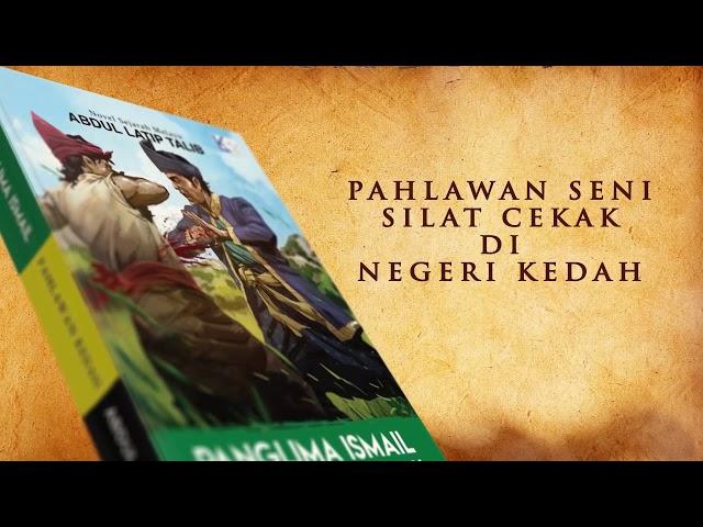 Gimik Pelancaran Novel Panglima Ismail