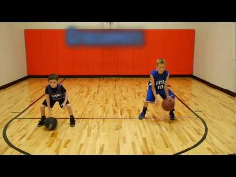 Basketball Drills Dribbling Skills Ball Handling Kids