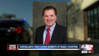 Lakeland Police release video of City Commissioner shooting man at military surplus store