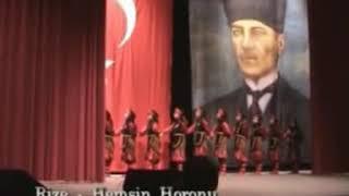 """Hemşin Horonu/Танец Хемшилских Турков ,,Хорон"""""""