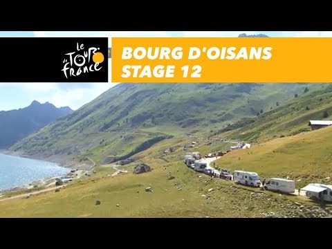 Bourg d'Oisans  Stage 12  Tour de France 2018