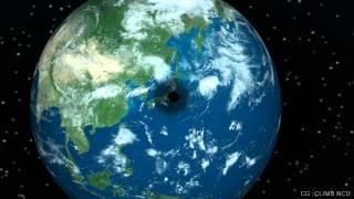 JAXA 宇宙科学研究所 金環日食ビデオ