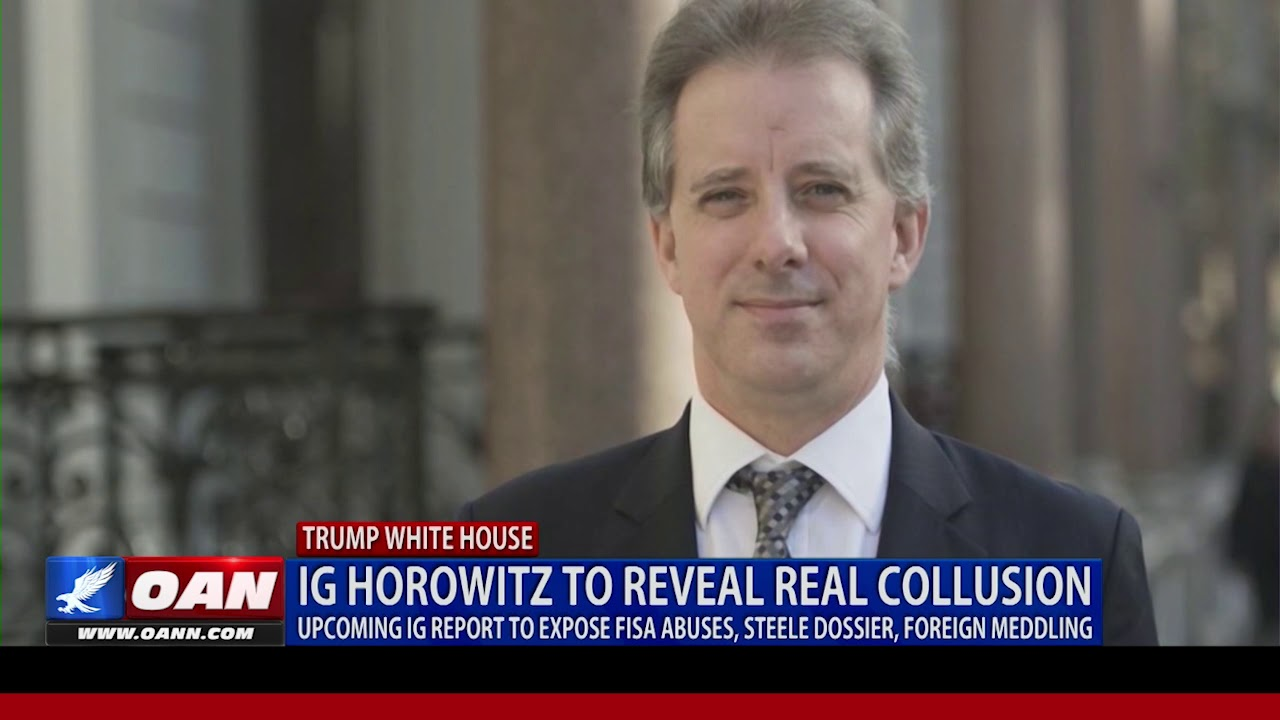 IG Horowitz to reveal real collusion