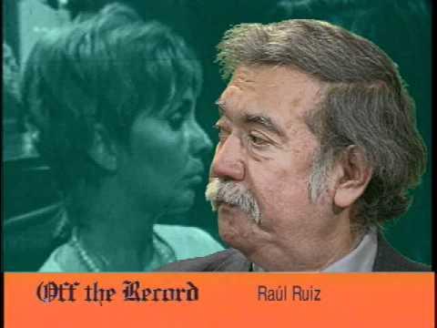 Raul Ruiz - Entrevista para el programa Off the Record