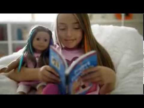 TV Commercial - American Girl - Dolls - One Of A Kind - A Doll That Fits Any Personality Type