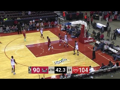 Markel Crawford (21 points) Highlights vs. Windy City Bulls