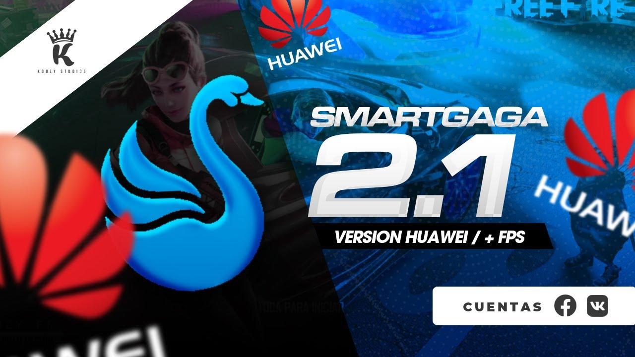 NUEVO SMARTGAGA 2.1 LITE VERSION HUAWEI / OPTIMIZADO PARA PC DE BAJOS RECURSOS (CUENTAS FACEBOOK)