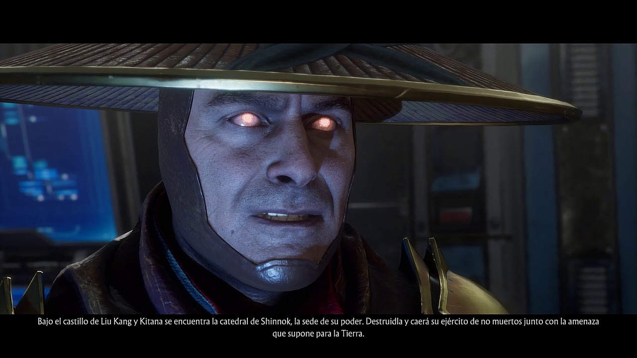 Mortal Kombat 11 Historia 4K Español 1/3