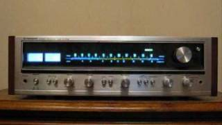 Pioneer SX-636 Vintage Stereo Receiver