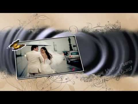 "Wedding styles "" in the Rain"" for Proshow Producer. 3D motions. Свадебные стили."