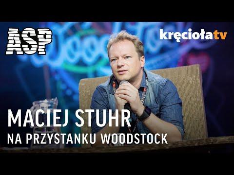 Maciej Stuhr na woodstockowym ASP – RETRANSMISJA