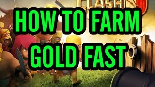 Clash of Clans Fast Loot Farming Attack Strategy with Low Cost Troops