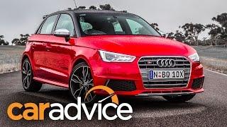 Audi S1 2015 Videos