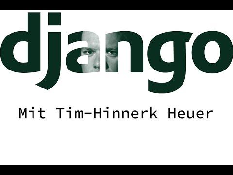 Python Django Kurs - Teil 4