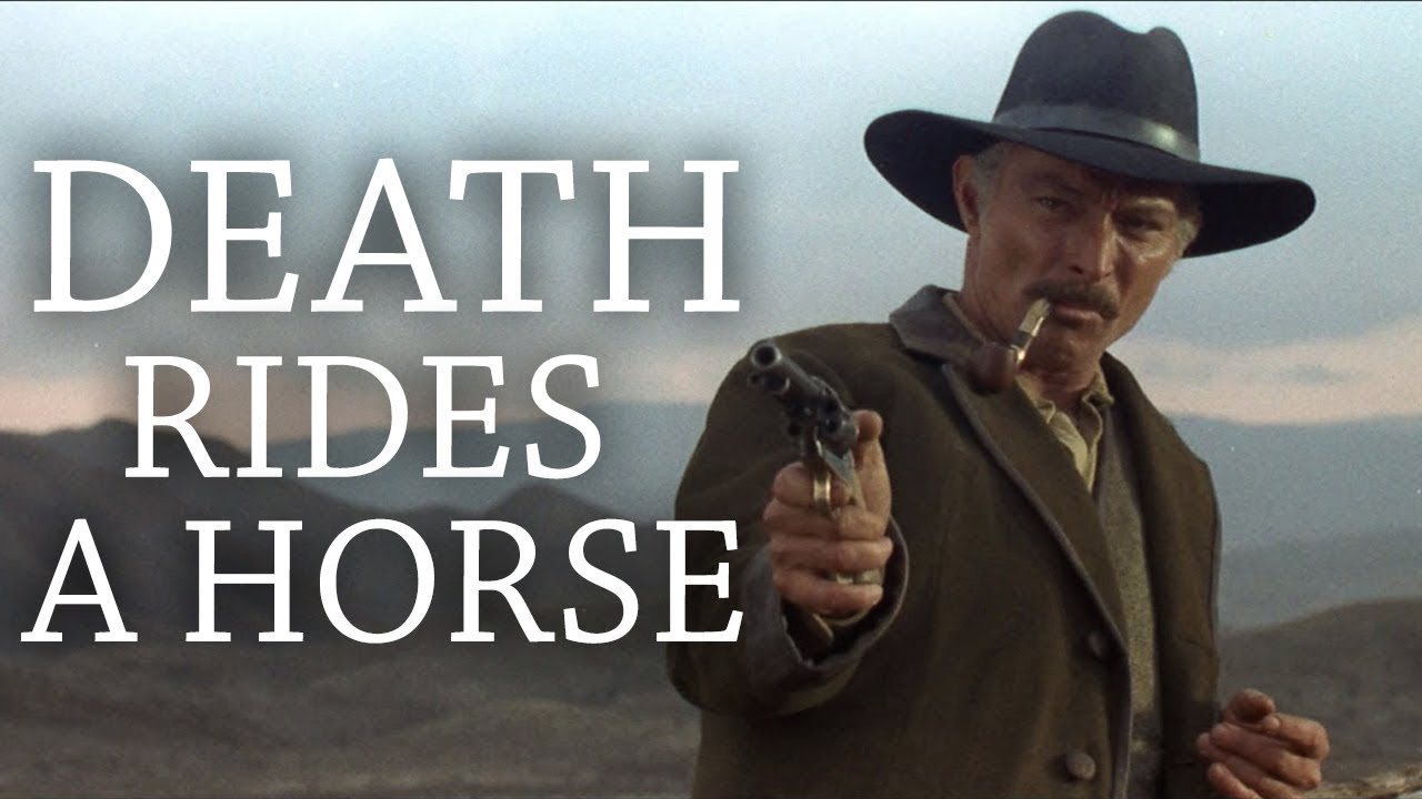 Death Rides A Horse Cowboy, English, Hd, Western Movie -3020