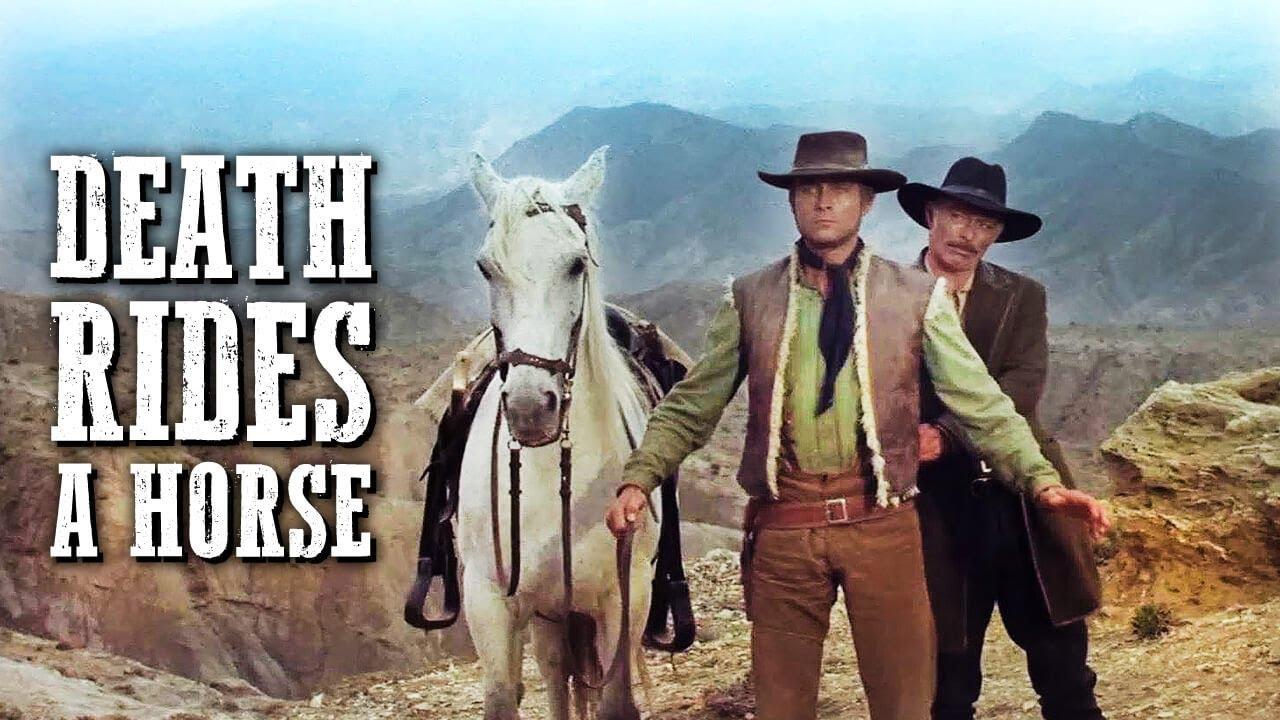 Death Rides A Horse Cowboy English Hd Western Movie