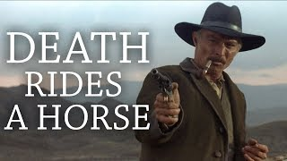 Death Rides a Horse (Cowboy, English, HD, Western Movie Full Length) free western movies