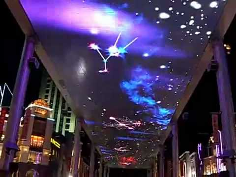 14 Ceiling Led Display Youtube