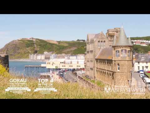 The Top Reasons To Study at Aberystwyth