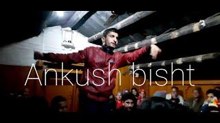 jaunsari indoor dance by Ankush bisht